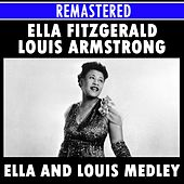 Ella and Louis Medley: Can't We Be Friends? / Isn't This a Lovely Day? / Moonlight in Vermont / They can't Take That Away from Me / Under a Blanket of Blue / Tenderly / A Foggy Day (in London Town) / Stars Fell on Alabama / Cheek to Cheek / The Nearness o von Ella Fitzgerald