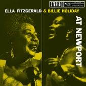 At Newport de Billie Holiday