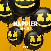 Happier (Remixes Pt. 2) von Marshmello & Bastille