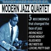 Savoy Jazz Super by Modern Jazz Quartet