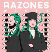 Razones - Single de Weste
