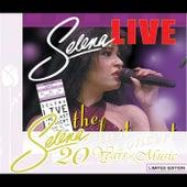 Live-The Last Concert de Selena