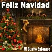 Feliz Navidad de Mi Burrito Sabanero