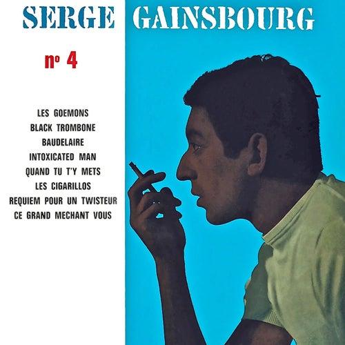 Serge 1962 - N°4 (Remastered) by Serge Gainsbourg
