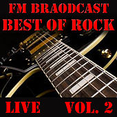 Radio Live: Best of Rock, Vol. 2 by Various Artists
