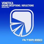 Grand Deceptions / Reflections - Single von Venetica