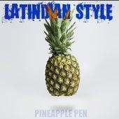 Pineapple Pen von Latindian Style