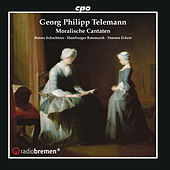 Telemann: Moralische Cantaten by Various Artists