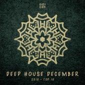 Deep House December - Top 10 von Various Artists