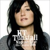 Napster Live de KT Tunstall