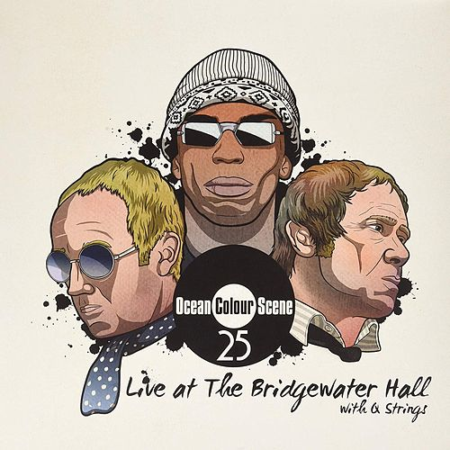 Live at the Bridgewater Hall With Q Strings by Ocean Colour Scene