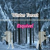 Winter Forest by Esquivel