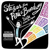 Stages: From Peru to Broadway de Victor Andres Marroquin