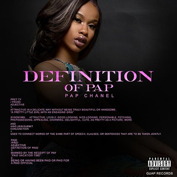The Definition Of P A P Ep Explicit Ep Von Pap Chanel Napster