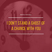I Don't Stand a Ghost of a Chance With You von Billie Holiday
