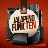 Jalapeno Funk, Vol. 10 von Various Artists