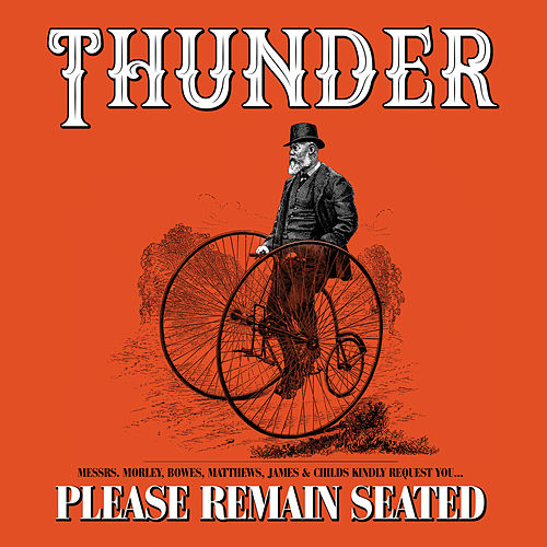 Miracle Man (2018 Version) by Thunder
