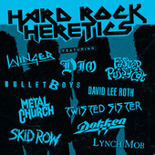 Hard Rock Heretics de Various Artists