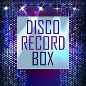 Disco Record Box by Various Artists