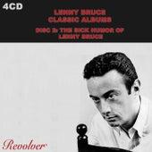 The Sick Humor Of Lenny Bruce de Lenny Bruce