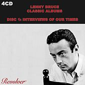 Interviews Of Our Times von Lenny Bruce