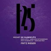 Mozart: Die Zauberflöte, K. 620 (Live) de Fritz Rieger