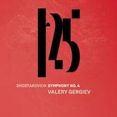 Shostakovich: Symphony No. 4 de Münchner Philharmoniker