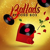 Ballads Record Box de Various Artists