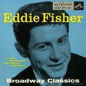 Broadway Classics de Eddie Fisher