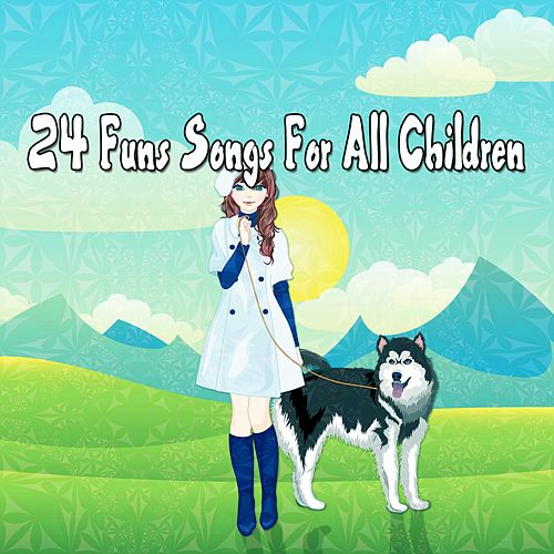 24 Funs Songs For All Children de Canciones Para Niños