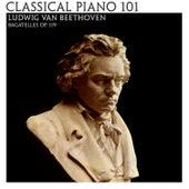 Ludwig Van Beethoven: Bagatelles Op. 119 by Classical Piano 101