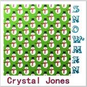 Snowman de Crystal Jones