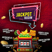 Christopher G Presents Jackpot Riddim von Various Artists