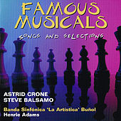Famous Musicals: Songs and Selections by Banda Sinfónica 'La Artística' Buñol
