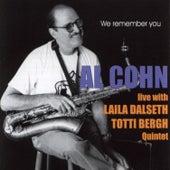 Live with Laila Dahlseth/Totti Bergh Quintet by Al Cohn