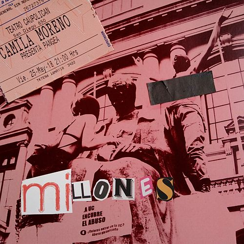 Millones (En Vivo) de Camila Moreno