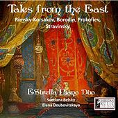 Tales from the East by Estrella Piano Duo