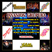 Invasion Grupera by Various Artists