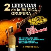 2 Leyendas De La Musica Grupera by Various Artists