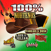 100% Norteños by Various Artists