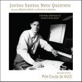 Por Causa De Você de Jovino Santos Neto Quarteto