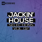 Jackin' House Selections, Vol. 02 - EP de Various Artists