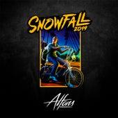 Snowfall 2019 by Alfons