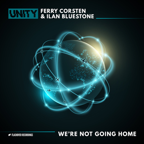 We're Not Going Home de Ferry Corsten