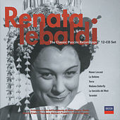 Puccini - The Classic Renata Tebaldi Recordings by Various Artists