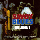 The Savoy Blues, Vol. 1 de Various Artists