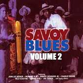 The Savoy Blues, Vol. 2 by Various Artists