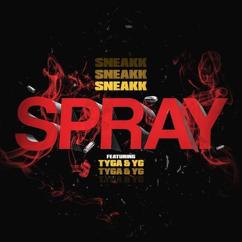 Spray by Sneakk