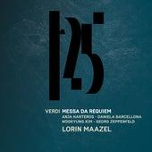Verdi: Messa da Requiem (Live) by Münchner Philharmoniker