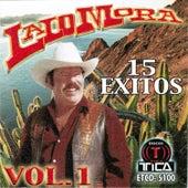 15 Exitos Vol. 1 de Lalo Mora